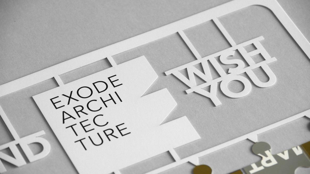 Exode wishing card