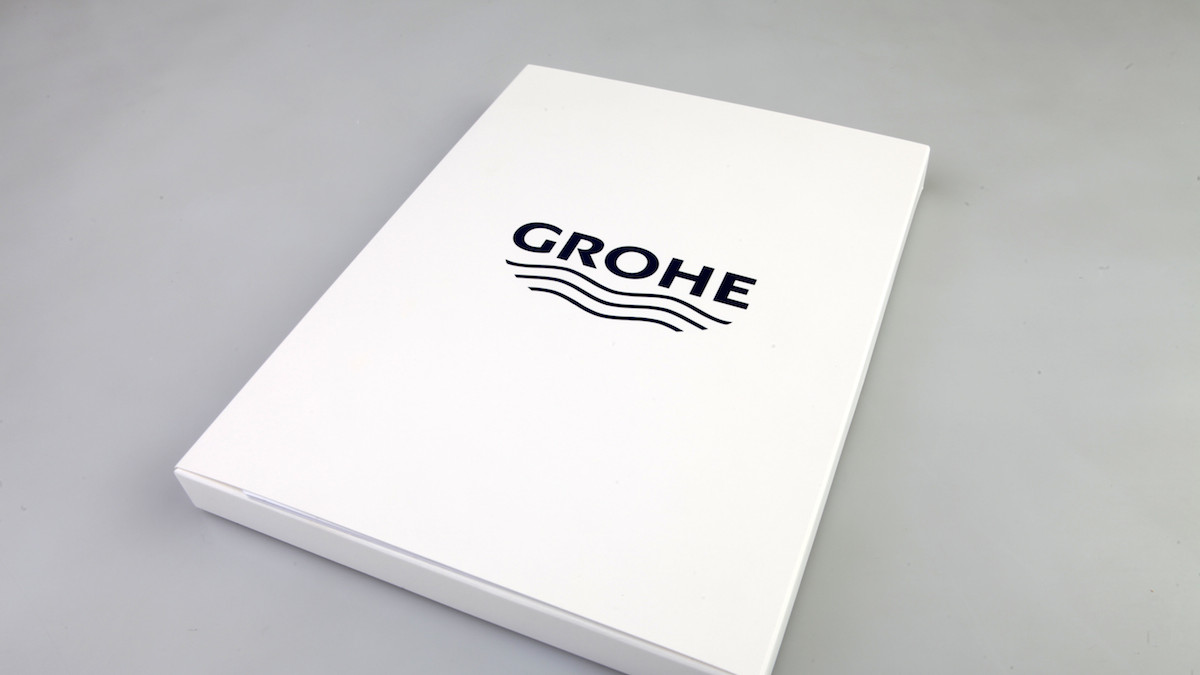 grohe packaging