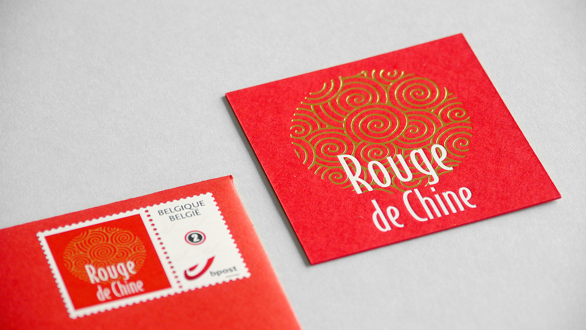 rouge de chine carte