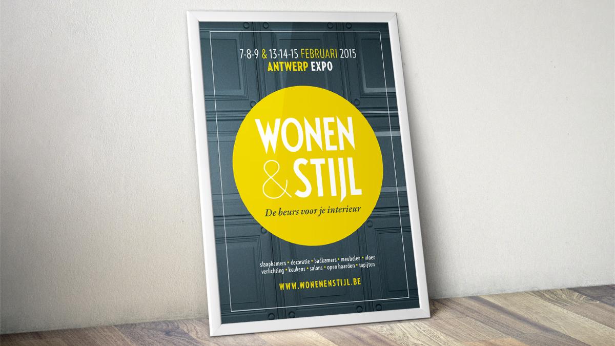 wonen&stijl poster
