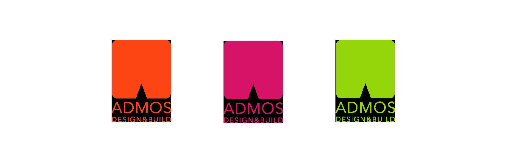 admos logo colour