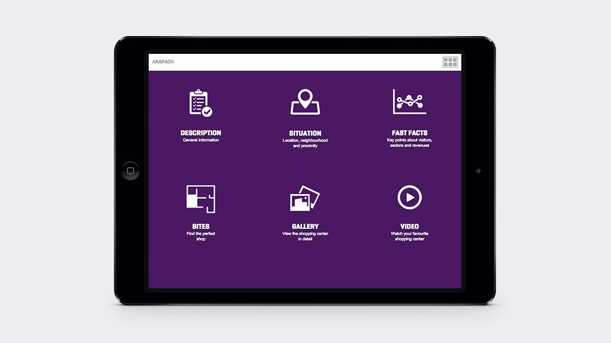 ipad ag web app
