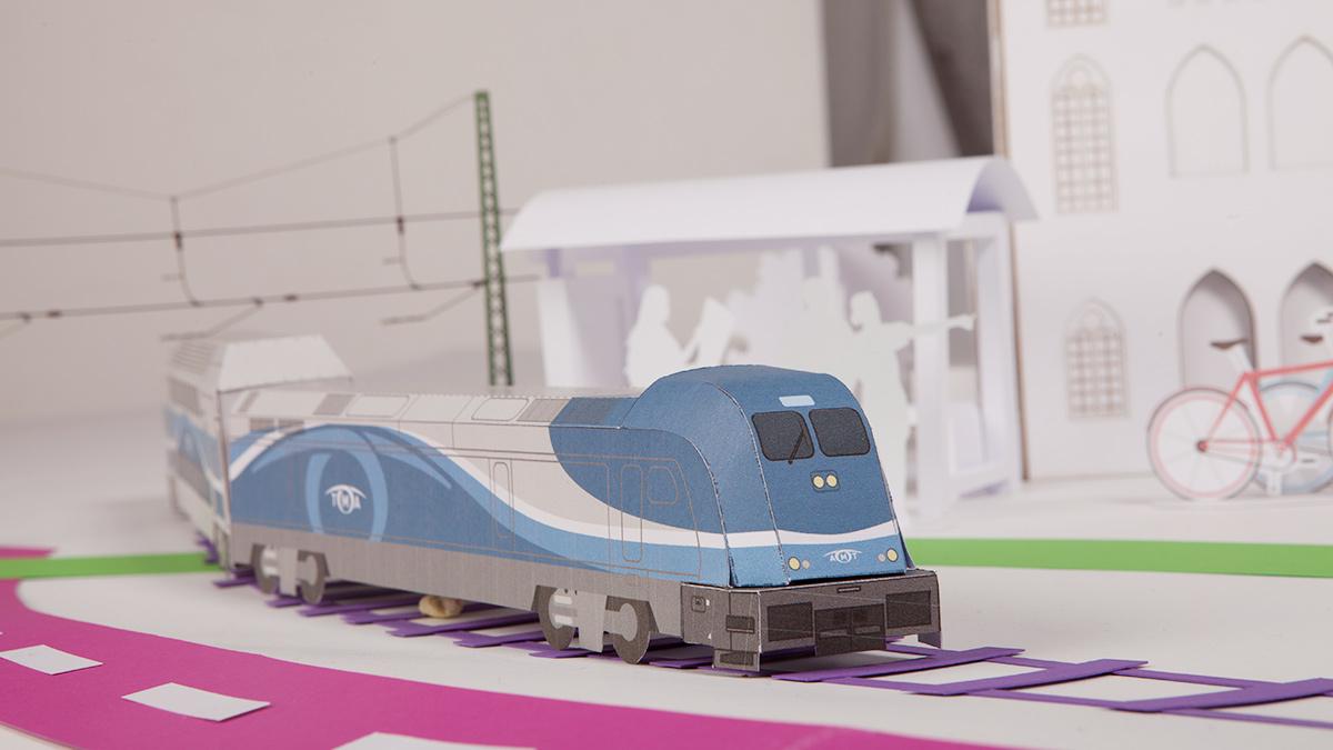 uitp paper model