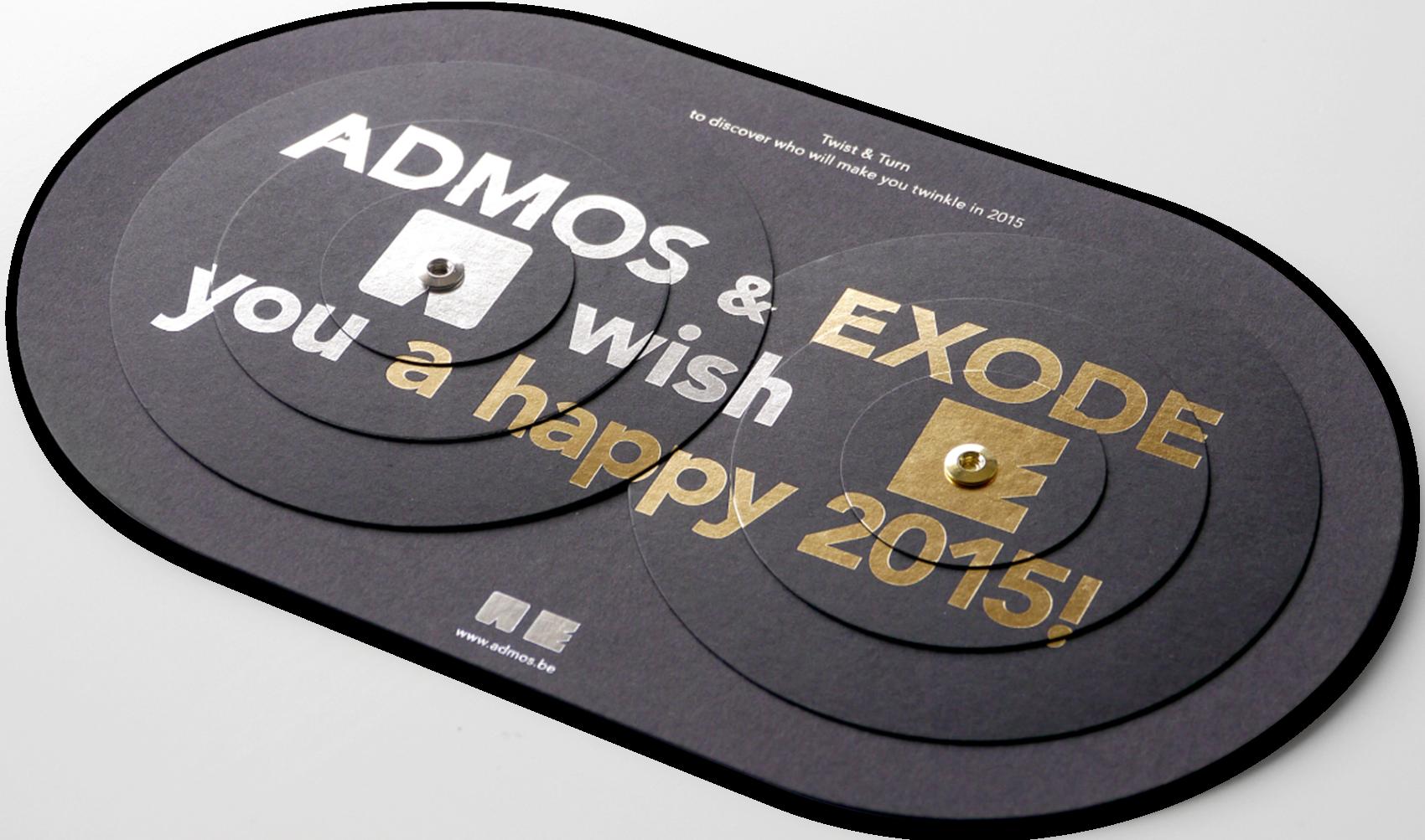 animated whishing card admos