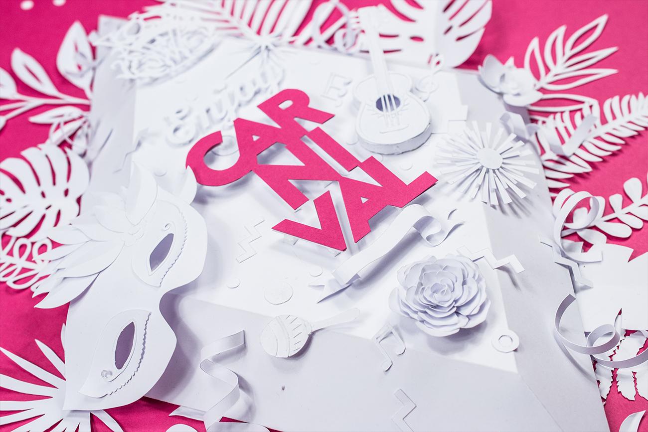 Carnival - paper