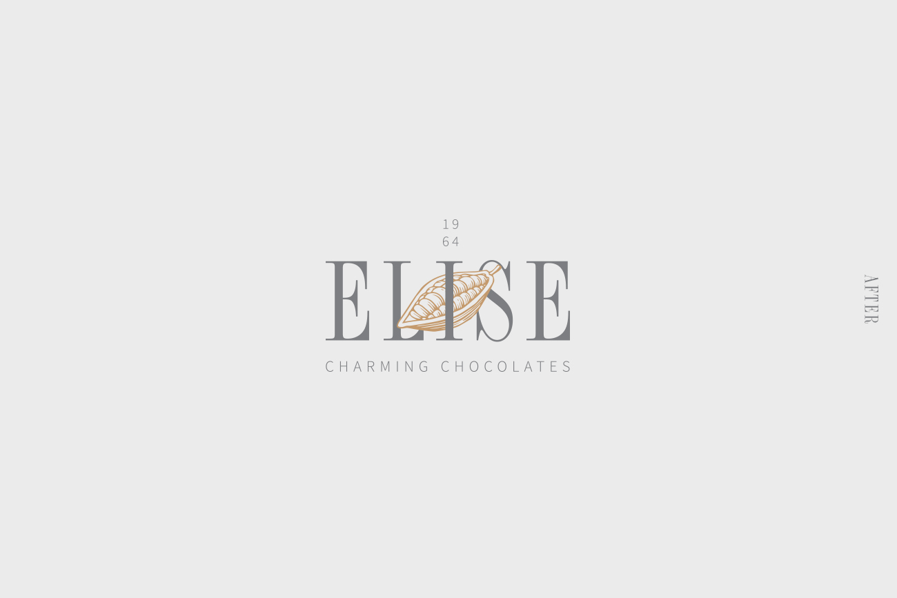 Chocelise - New logo