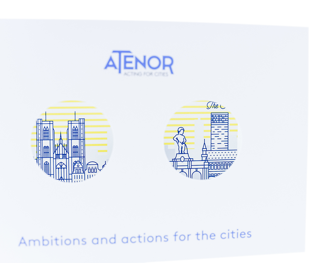 Atenor - Ambitions and actions for the cities