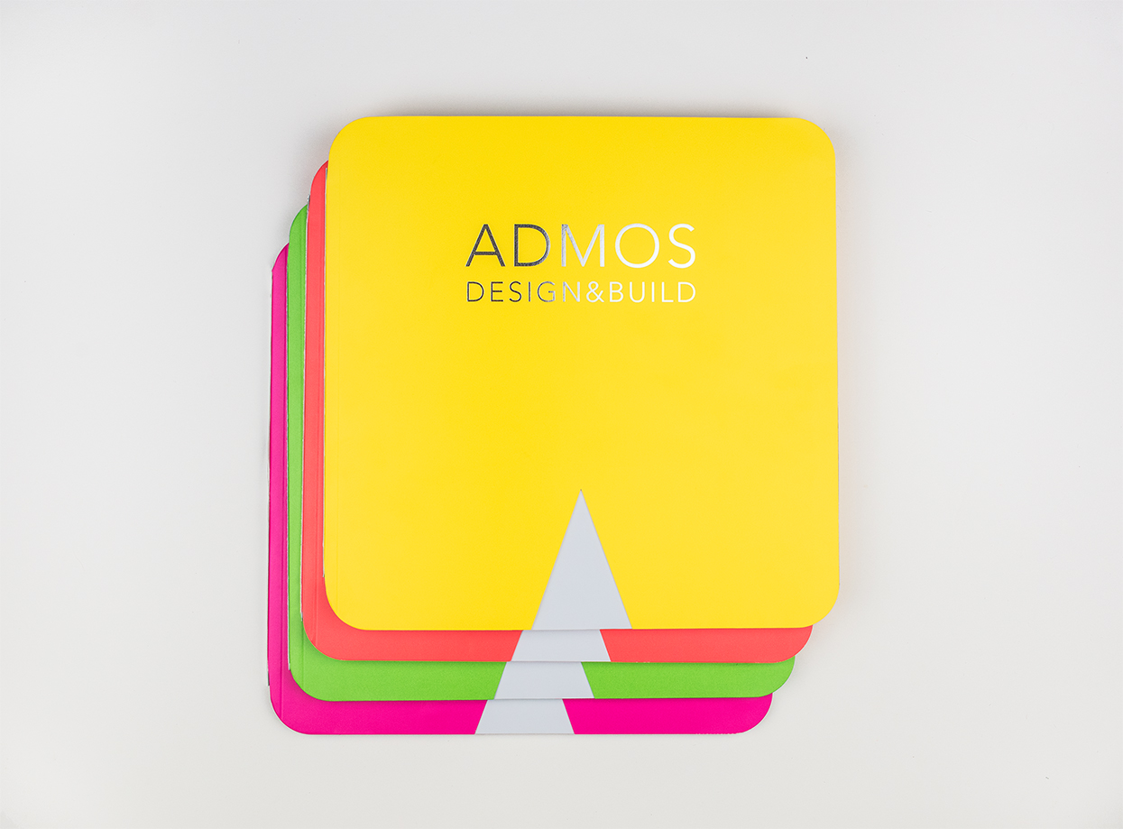 Admos - Design and Build
