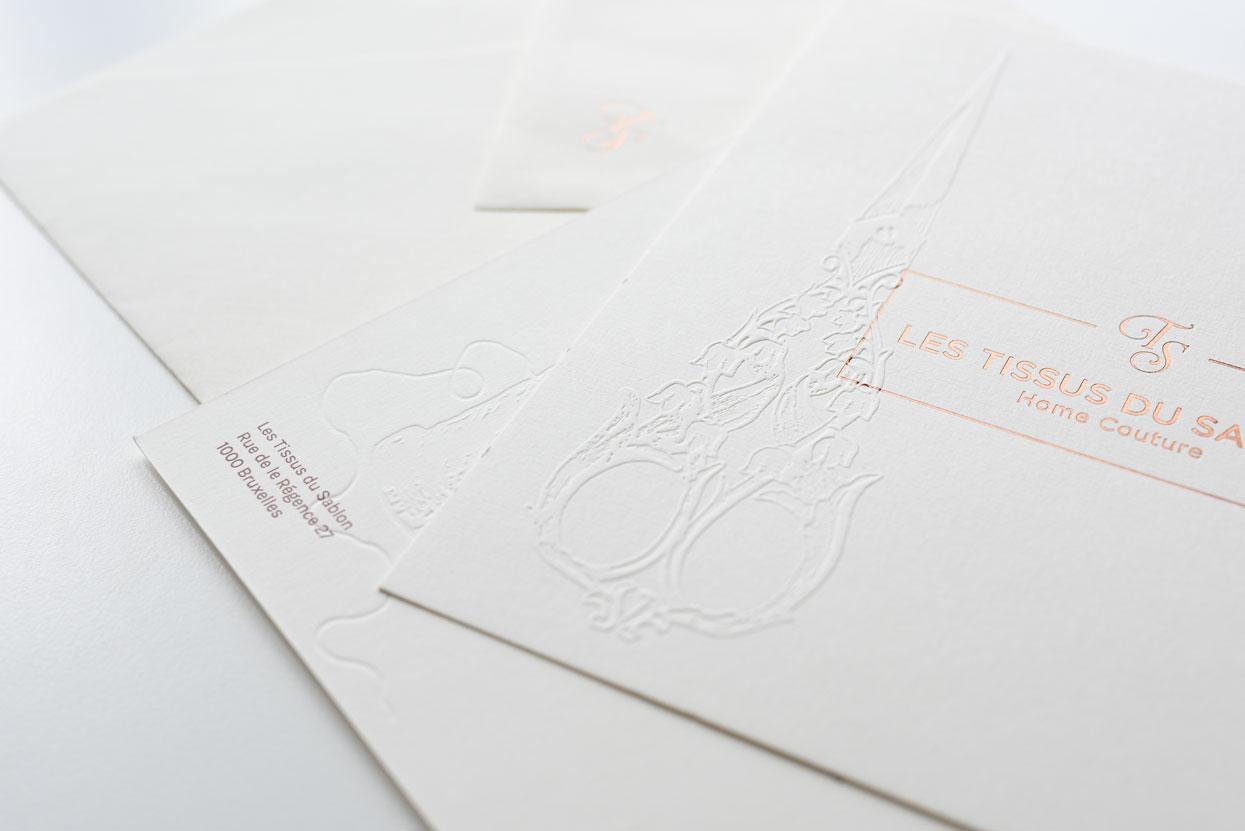 Tissus du Sablon - Paper