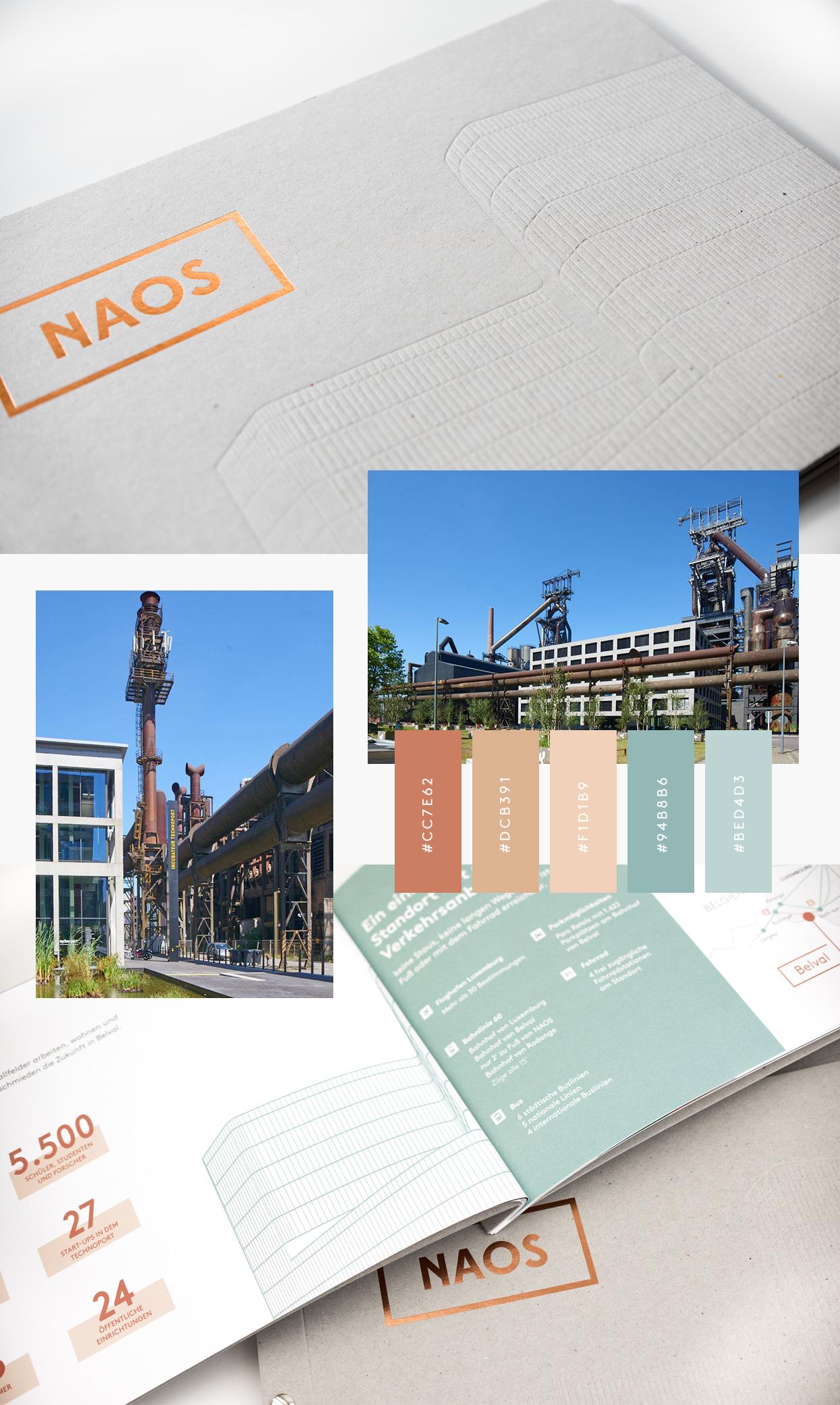 Naos - Brochure