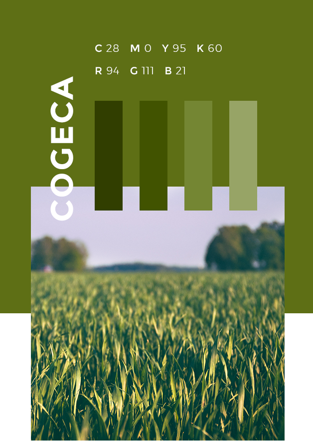 COPA COGECA colour research green