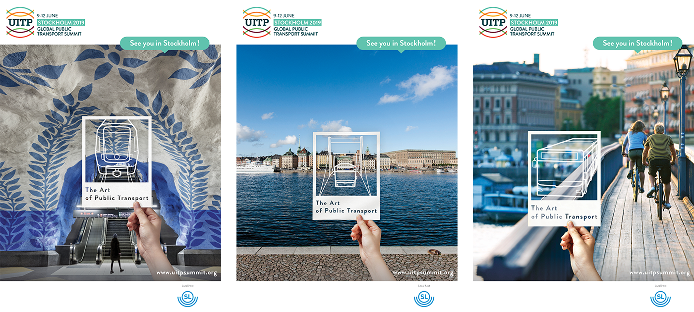official visual of uitp campaign stockholm